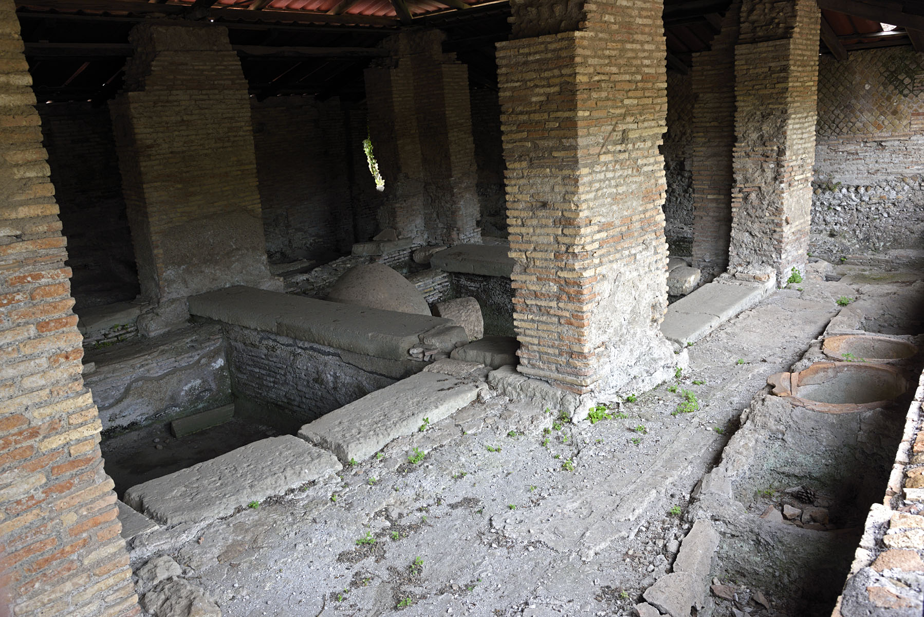 Ostia antica an overlooked archaeological site