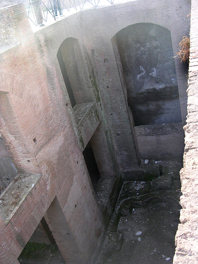 Domus Augustana. Rooms of the lower level. 81—96 CE. Rome, Palatine
