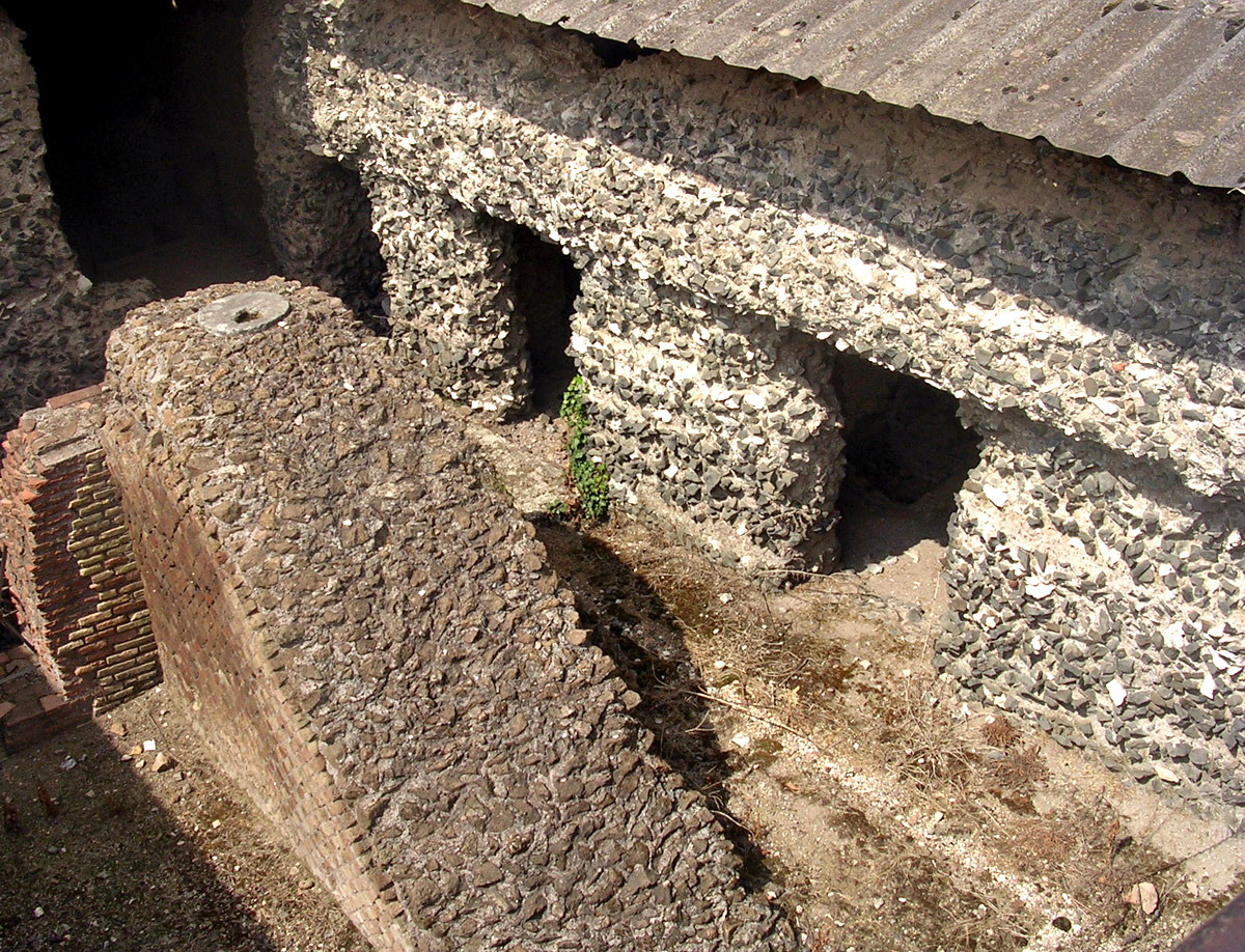 House of Livia. 2nd quarter of the 1st century BCE. Rome, Palatine