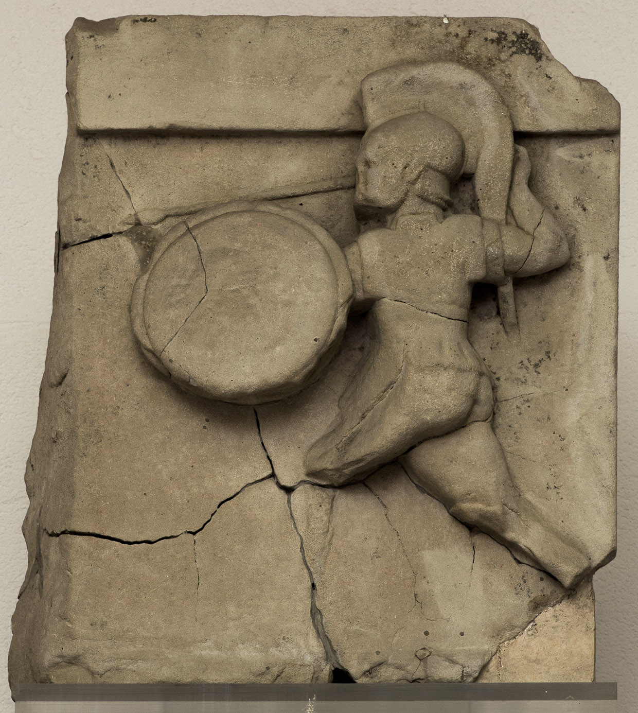 File:The Diver, painting from the covering slab of the ... |National Archaeological Museum Paestum