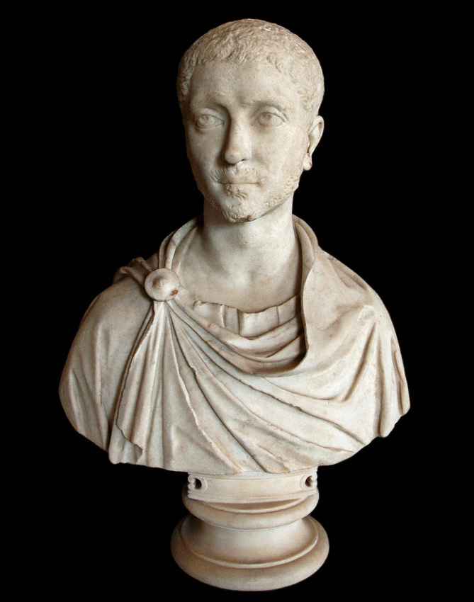 Severus Alexander. Marble. 222—235 CE. Inv. No. MC471. Rome, Capitoline Museums, Palazzo Nuovo, Hall of the Emperors