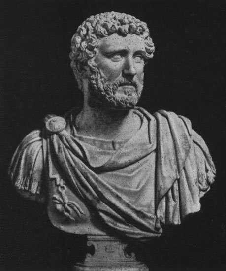 Bust of Antoninus Pius from Baia. Marble. Ca. 140 CE. Naples, National Archaeological Museum