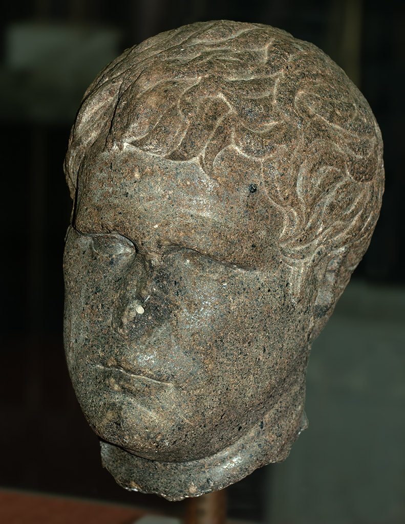 Agrippa. Lava. Beginning of the 1st cent. CE. Inv. No. 16. Pisa, Museo dell'Opera del Duomo