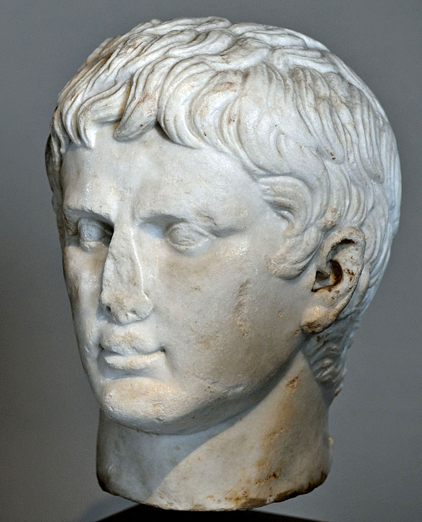 August. Marble. Inv. No. 1026 T. Istanbul, Archaeological Museum