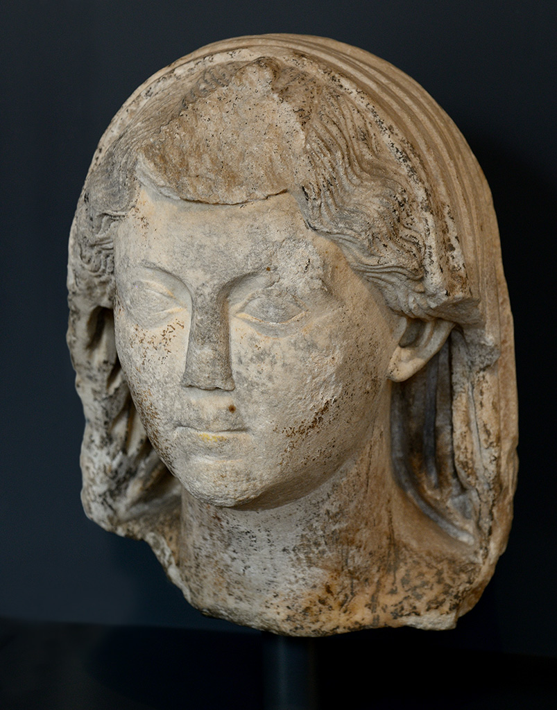 Livia. Marble. Second half of 1st cent. BCE. Inv. No. R.L. 835. Padova, Archaeological Museum