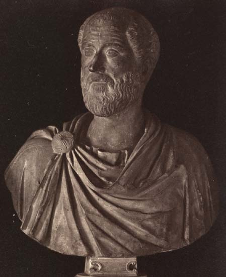 Macrinus. Marble. Rome, Capitoline Museums