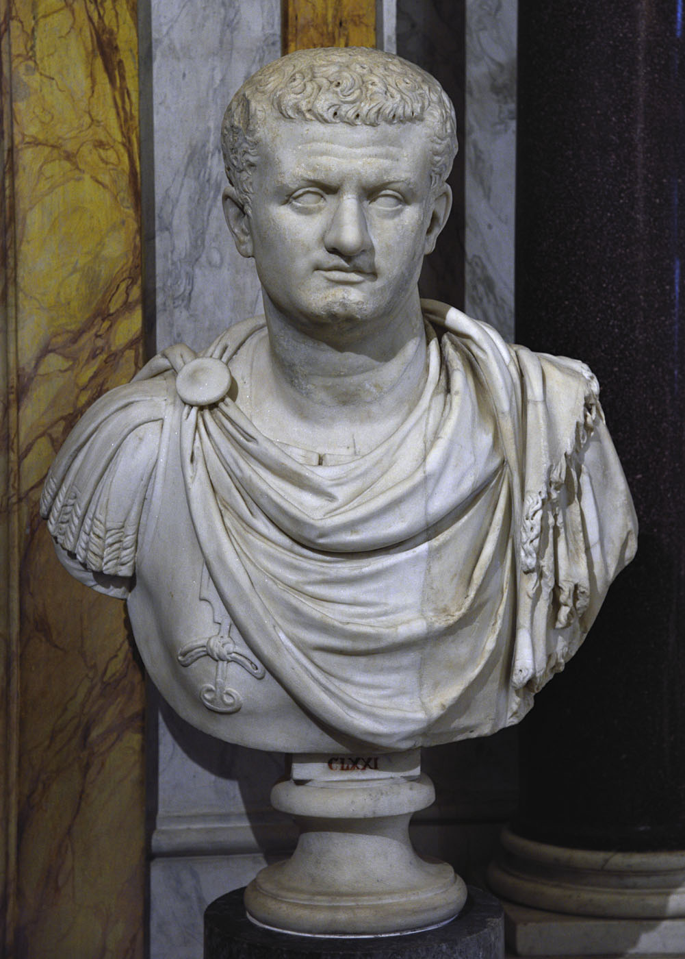 titus flavius vespasian Titus was the son of vespasian, a rising official in the imperial service, and his wife, domitilla titus was handsome, talented, and athletically skilled, and he enjoyed a favored position in the court of the emperor claudius i (41-54.