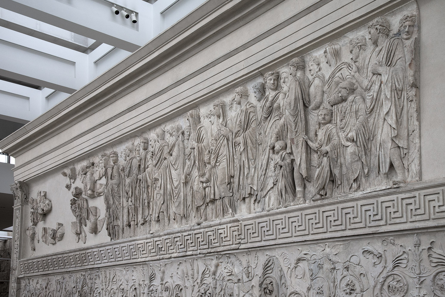 The gallery for --> Ara Pacis Altar