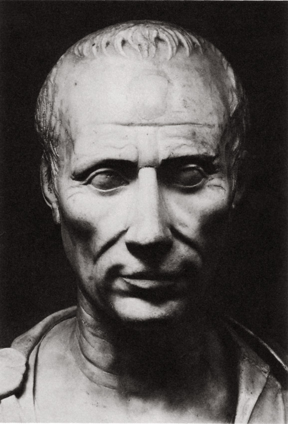 Gaius Julius Caesar. Modern work from 17th or 18th century. Inv. No. 2309. Rome, Vatican Museums, Chiaramonti Museum, New wing, 30i